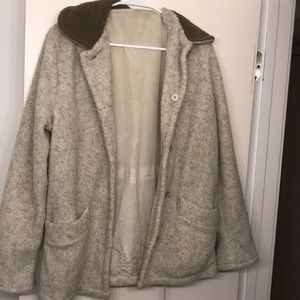 Fuzzy Winter Coat